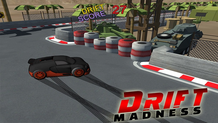 Car Drift Race Madness