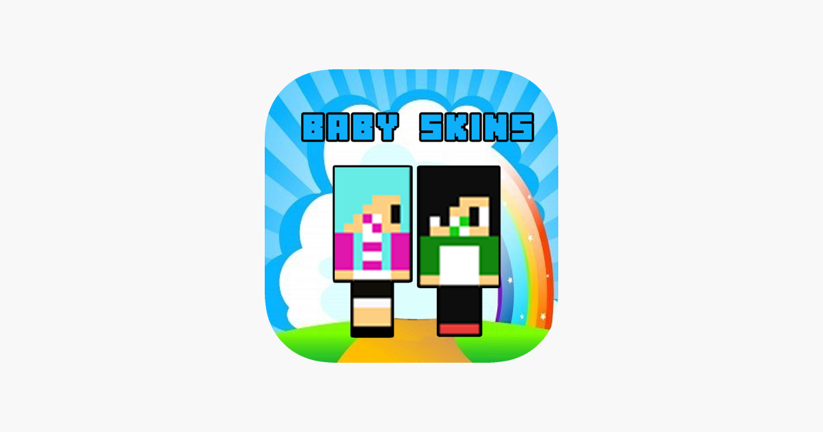 Baby Skins For Minecraft PE On The App Store - Skins fur minecraft baby
