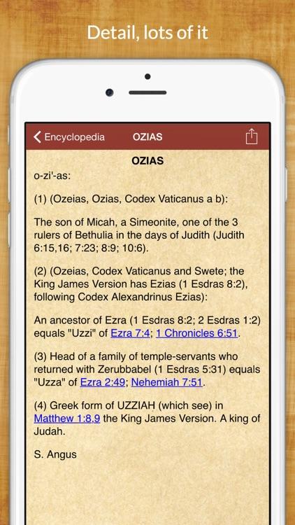 15,000 Bible Encyclopedia