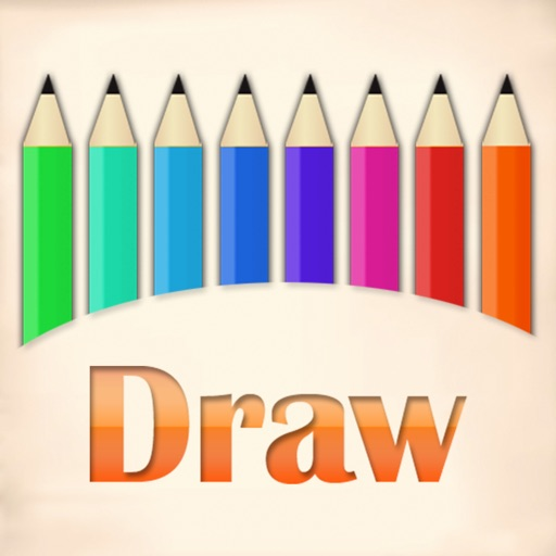Draw & Doodle for color pen, graffiti