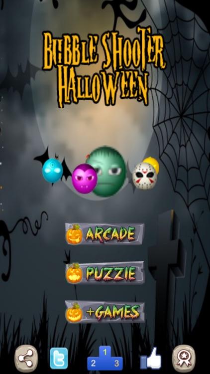 Bubble Shooter Halloween screenshot-4