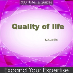 Basics of Qualityof life for self Learning 900 Q&A