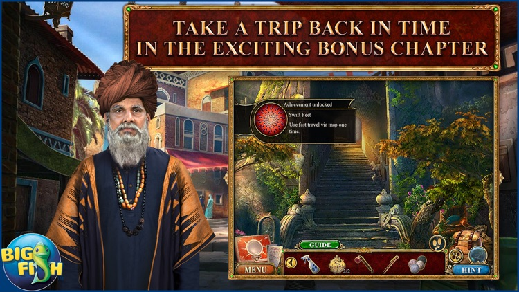 Hidden Expedition: The Fountain of Youth screenshot-3