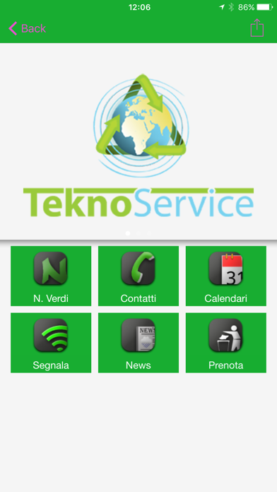 Screenshot of Teknoservice1