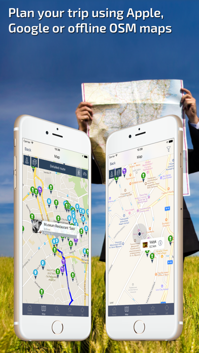 Lviv Travel Guide & offline city map | App Price Drops