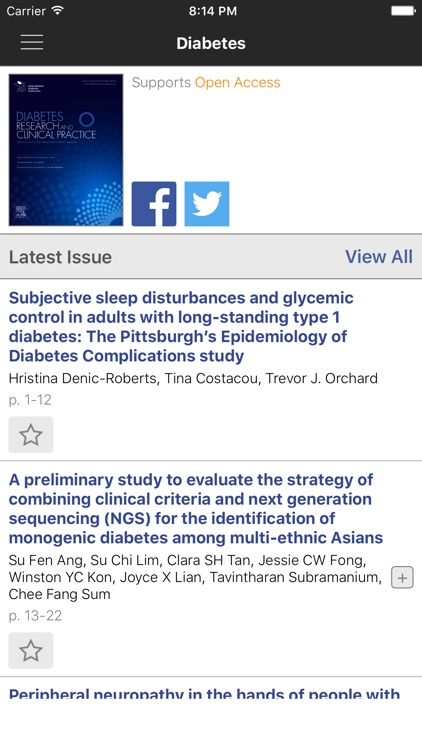 Diabetes Research and Clinical Practice