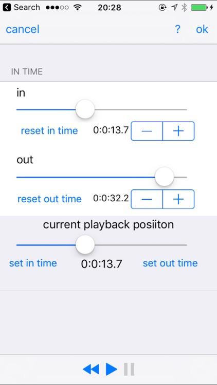 PlayFadePause screenshot-3