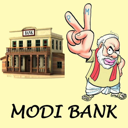 Modi Bank - Black Money game