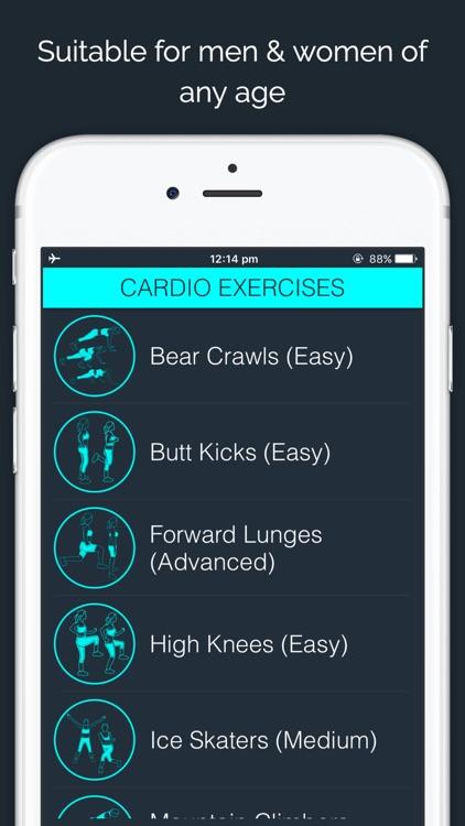 30 Day - Cardio Challenge screenshot-3