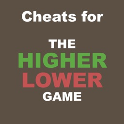 Cheats for The Higher Lower Game by Connor Duggan