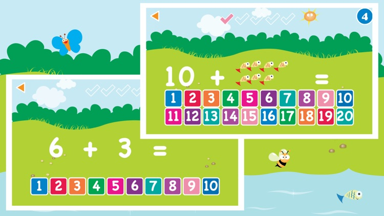 Preschool and Kindergarten Math Games & Activities screenshot-4