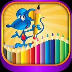 Malvorlagen Fur Kinder Tiere Malen Im App Store