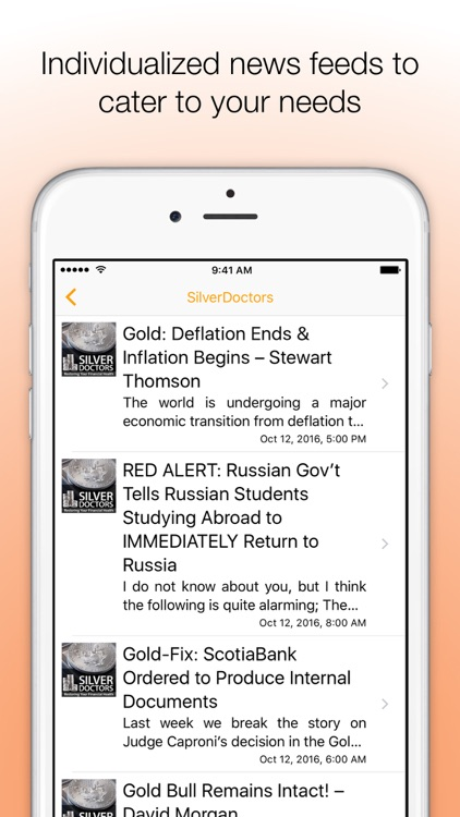 PureMetals: Commodity Prices, Charts, News screenshot-4