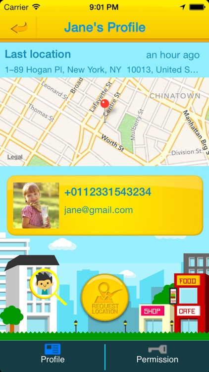 KinEye – Find my Family, Friends screenshot-4