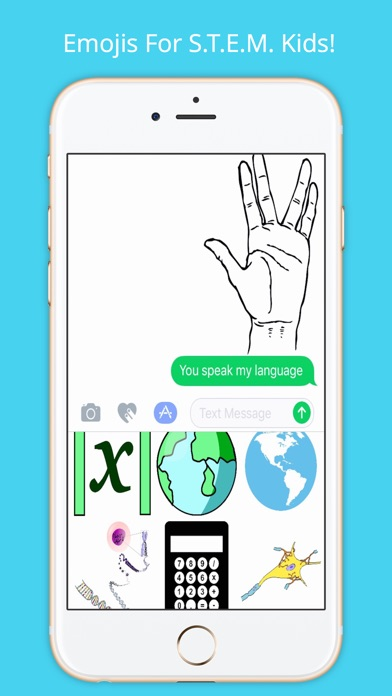 download STEM Emoji By CharmPosh apps 0