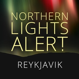 Northern Lights Alert Reykjavik