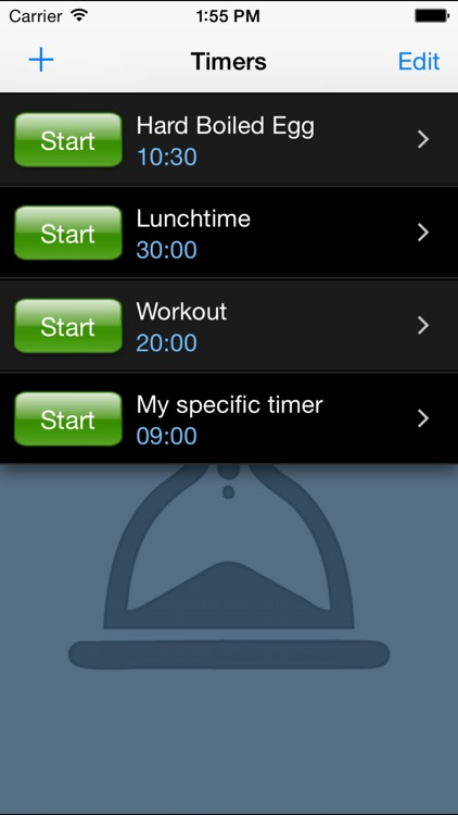 Timer by timeanddate.com