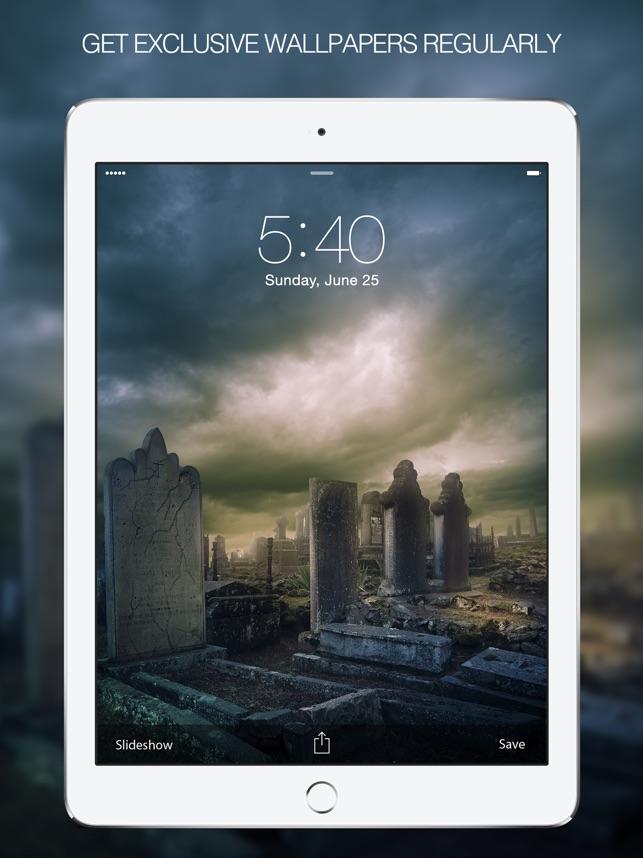 Horror Wallpapers – Horror Arts & Demon Wallpaper Screenshot