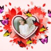 3D Butterfly Photo Frame - Photo Editor