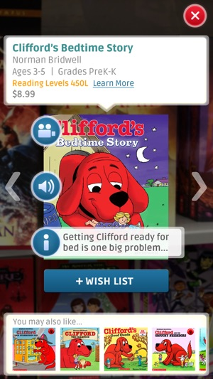 Scholastic book fairs on the app store scholastic book fairs on the app store fandeluxe Gallery