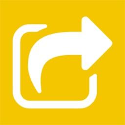 一键分享-转发图文到朋友圈、微博