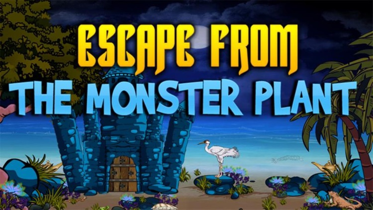 Escape From The Monster Plant