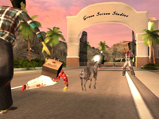 Скачать Goat Simulator GoatZ
