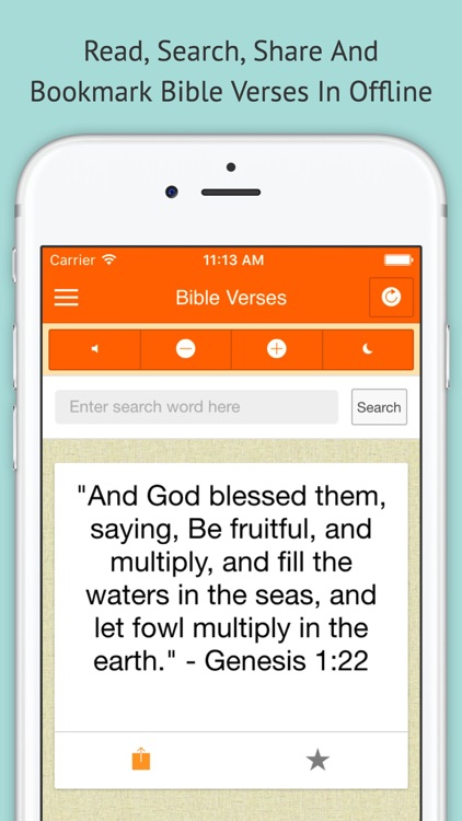 Bible Offline - Read Bible, Verses, Bible For Feelings And More screenshot-3