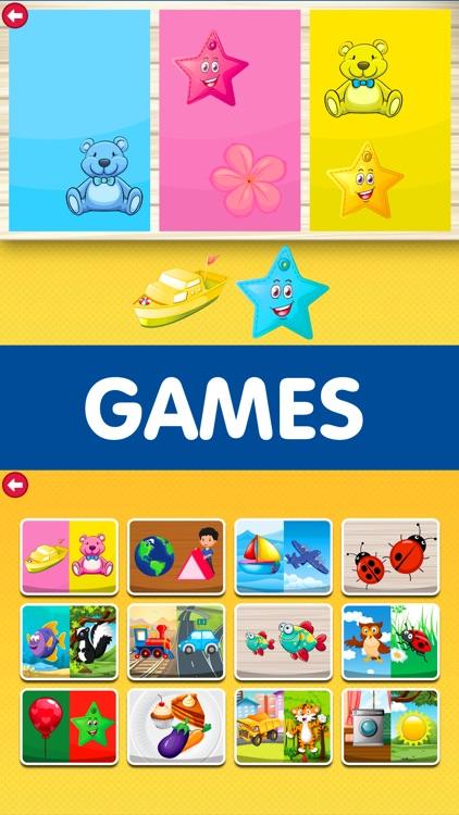 Toddler Kids Games for Boys