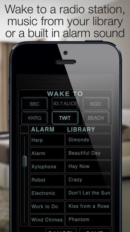 Best Clock Radio & Alarm screenshot-3