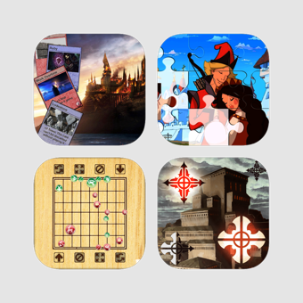 Two player games for iPad HD