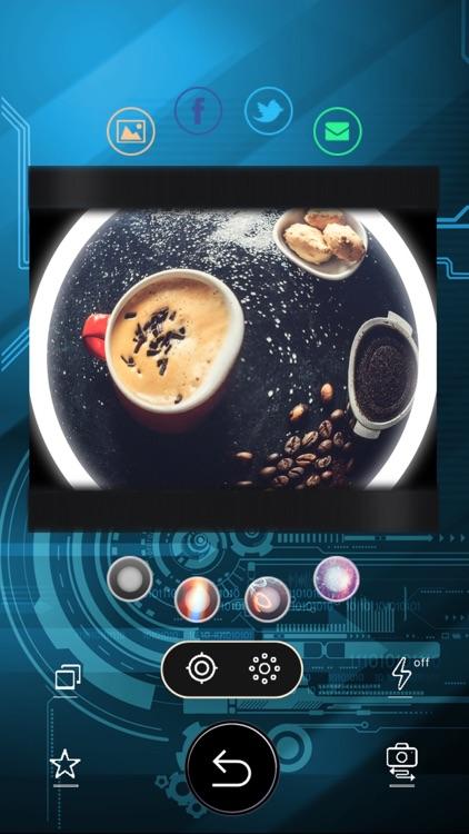 Fisheye Photo Maker Gold Edition - panoramic image creator screenshot-4