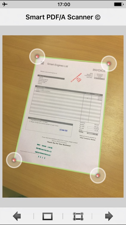 Smart PDF/A Scanner
