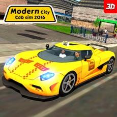 Activities of Modern City Cab Simulator 2016