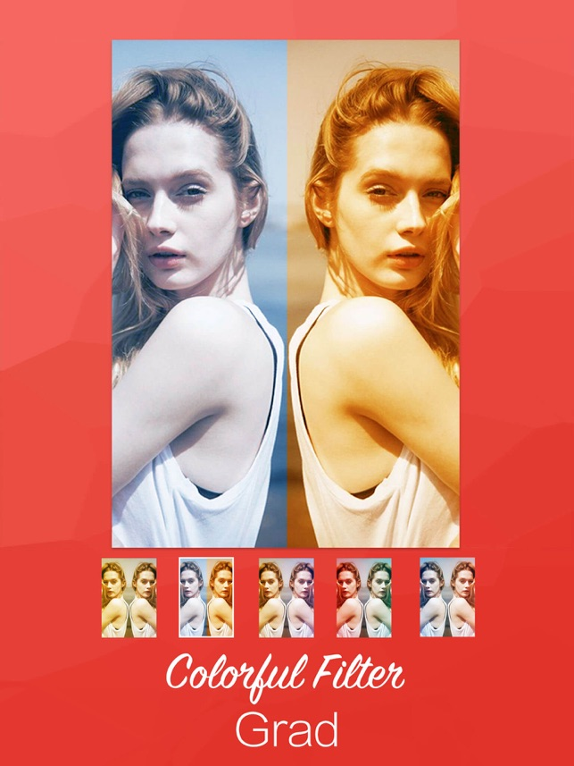 Lidow - Photo Editor & Collage Screenshot