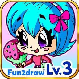 How to Draw Cute N Kawaii - Fun2draw Lv3