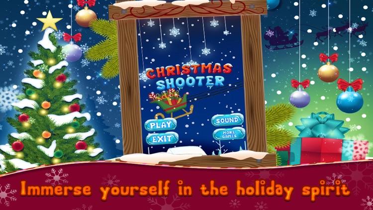 Christmas Shooter - Free Match 3 screenshot-3