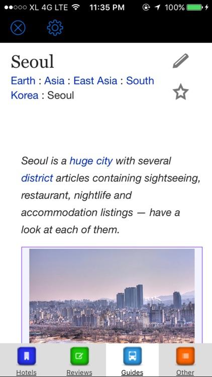 Hotels in Seoul, South Korea+ screenshot-3