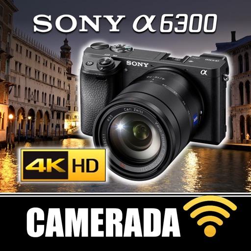 Camerada for Sony a6300 iOS App