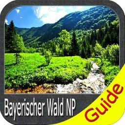 Nationalpark Bayerischer Wald - GPS Map Navigator