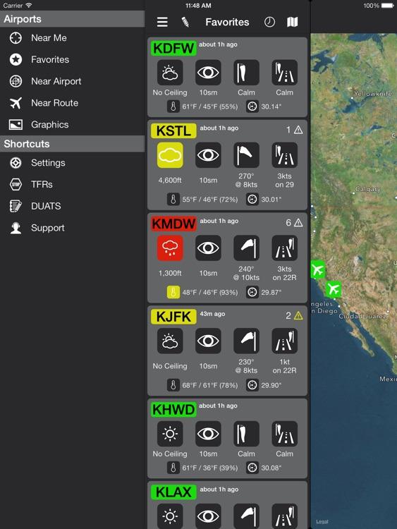 Takeoff HD - Aviation Weather screenshot-4