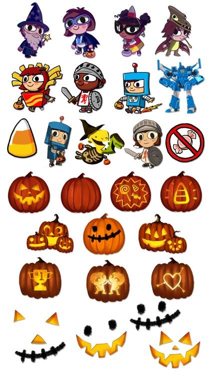 Costume Quest Stickers screenshot-4