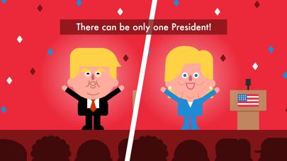 Run 4 Prez - Trump vs. Clinton screenshot four