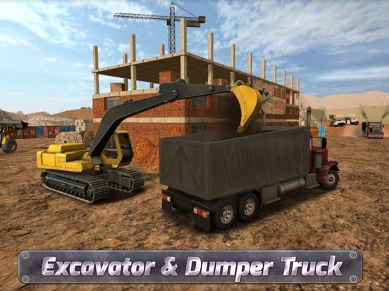 Extreme Trucks Simulator для iPad