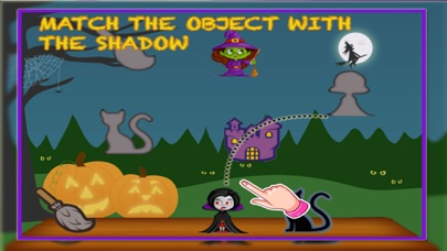 Halloween Puzzle for kids - All in one Game screenshot two
