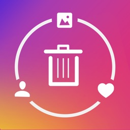 InstaCleaner - Mass Delete & Unfollow Instagram
