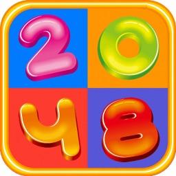 2048军棋消消乐—2048棋牌游戏数字方块小游戏