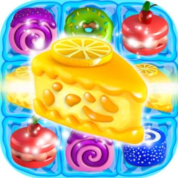 Sweets Candy Juicy - 3 match puzzle crush game