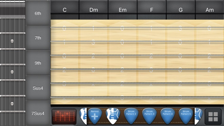 Guitar Chord Progression Songwriter screenshot-0