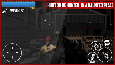 Zombie Fury 3D : Zombie Infection Crisis 2016 screenshot four